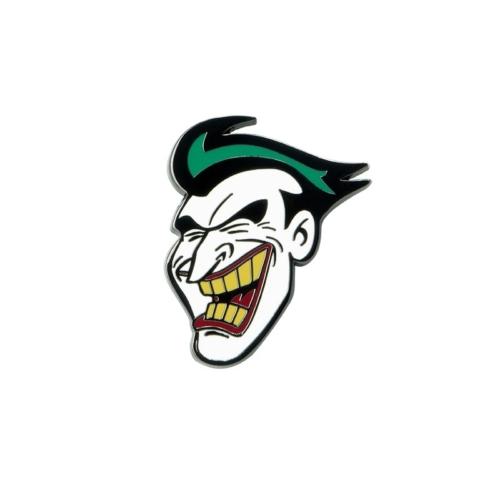 DC Comics klasszik képregényes Joker fém kitűző