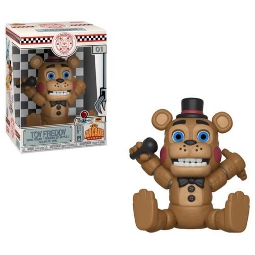 Funko Arcade - Toy Freddy Five Nights at Freddys figura 8 cm