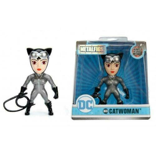 DC Comics - Catwoman Macskanő mini metalfigs fém figura 7 cm