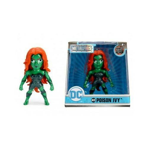 DC Comics - Poison Ivy mini metalfigs fém figura 7 cm