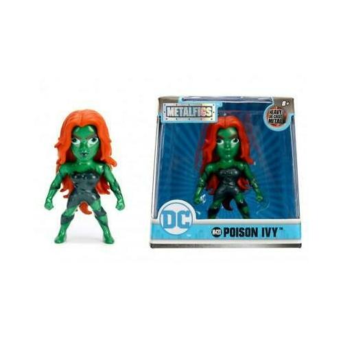 DC Comics  Poison Ivy mini metalfigs fém figura 7 cm