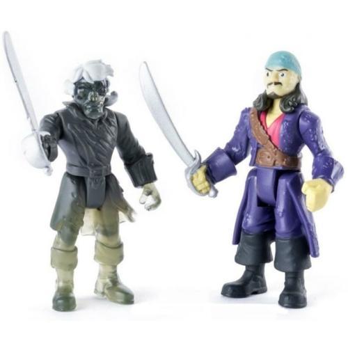 Pirates of the Caribbean - A Karib tenger kalózai Will Turner & Ghost figura