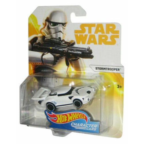 Star Wars - Csillagok Háborúja Hot Wheels Stormtrooper auto