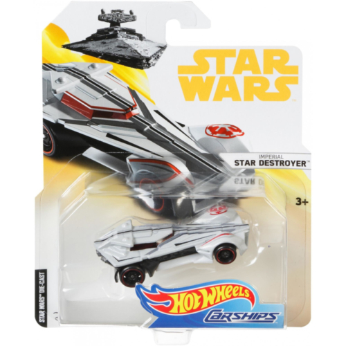 Star Wars - Csillagok Háborúja Hot Wheels Imperial Star Destroyer auto