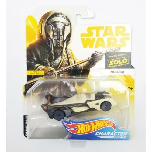 Star Wars - Csillagok Háborúja Hot Wheels Moloch auto