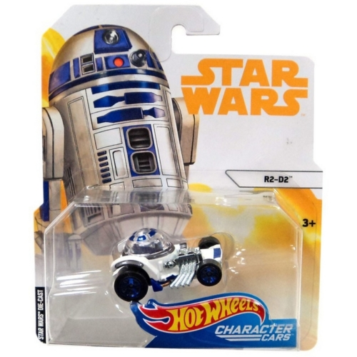 Star Wars - Csillagok Háborúja Hot Wheels R2-D2 auto