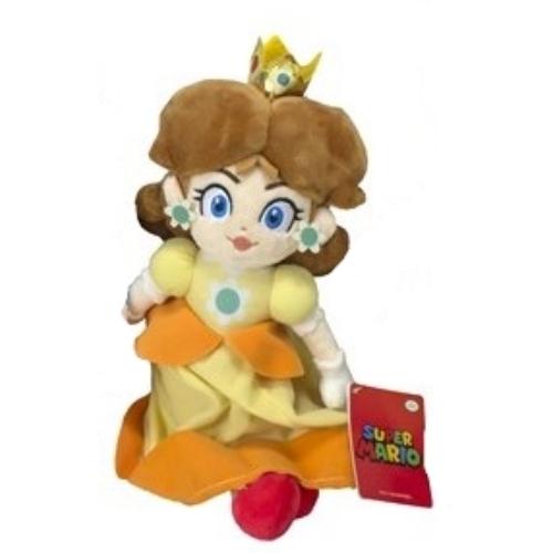 Nintendo Super Mario Bros plüssfigurák - Princess Daisy 28 cm