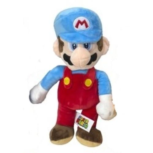 Nintendo Super Mario Bros plüssfigurák - Reverse Mario 28 cm