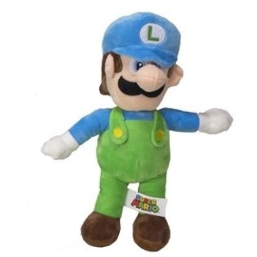 Nintendo Super Mario Bros plüssfigurák - Reverse Luigi