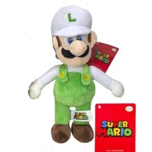 Nintendo Super Mario Bros plüssfigurák - Power Luigi