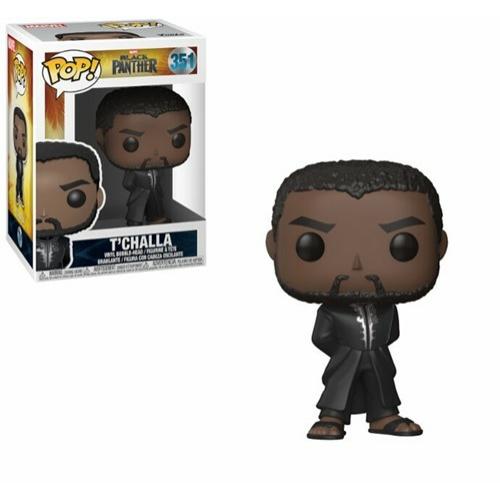 Marvel Black Panther T'Challa POP figura