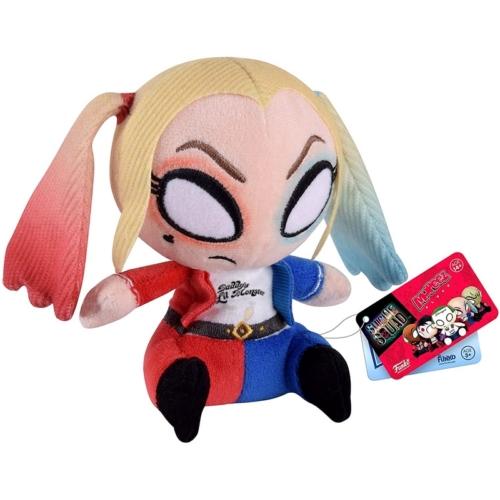 DC Comics - Suicide Squad Mopeez plüssfigura - Harley