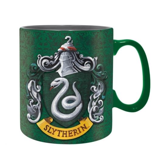 Harry Potter Slytherin Mardekár bögre 460 ml
