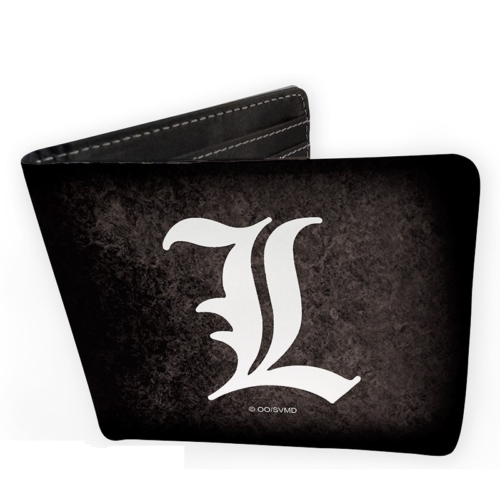 Death Note - L symbol pénztárca