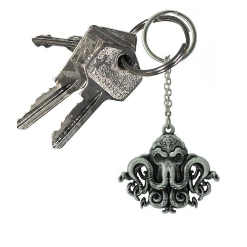 Cthulhu fém kulcstartó
