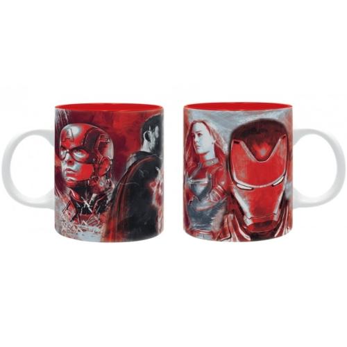 Marvel Avengers Bosszúállók bögre 320 ml