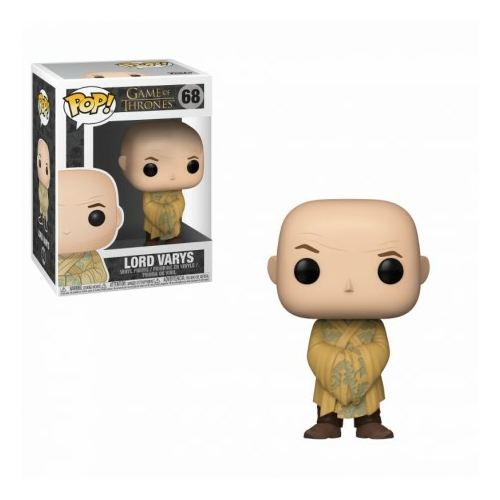 PoP! Game of Thrones Trónok Harca Lord Varys POP figura 9 cm