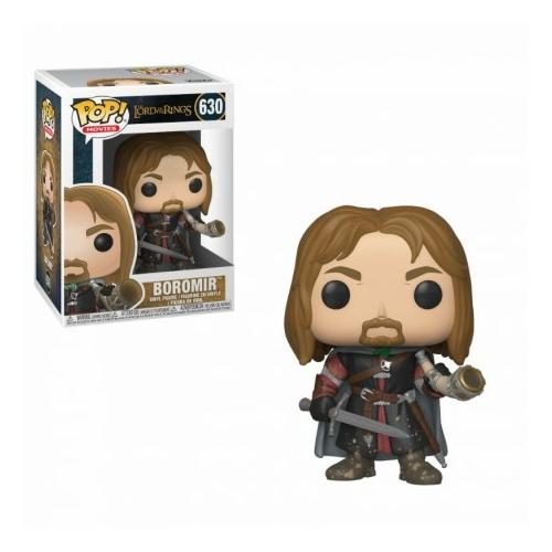POP!  Lord Of The Rings A Gyűrűk Ura Boromir POP figura