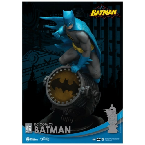 DC comics D-Stage Classic Batman figura