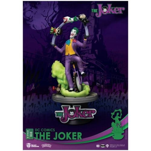 DC comics D-Stage Classic Joker figura
