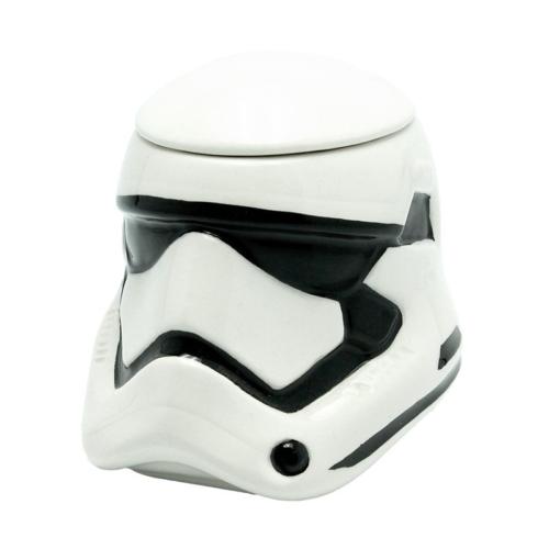 Star Wars First Order - Csillagok háborúja Trooper 3D bögre