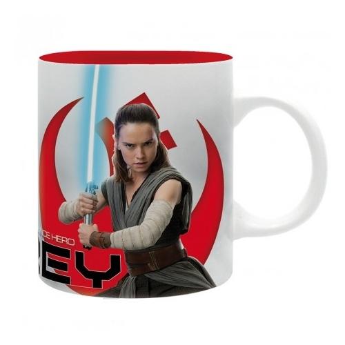 Star Wars The last Jedi Csillagok Háborúja Az utolsó Jedi Rey bögre 320 ml
