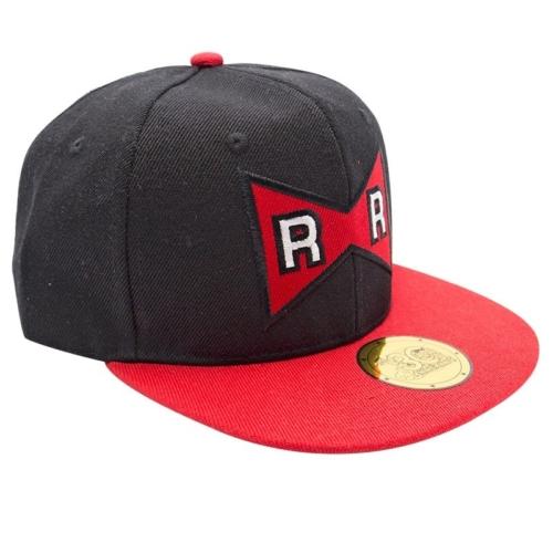 DRAGON BALL  Red Ribbon Snapback - állítható sapka