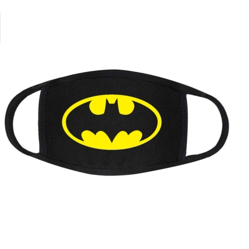 Batman logo arc maszk M