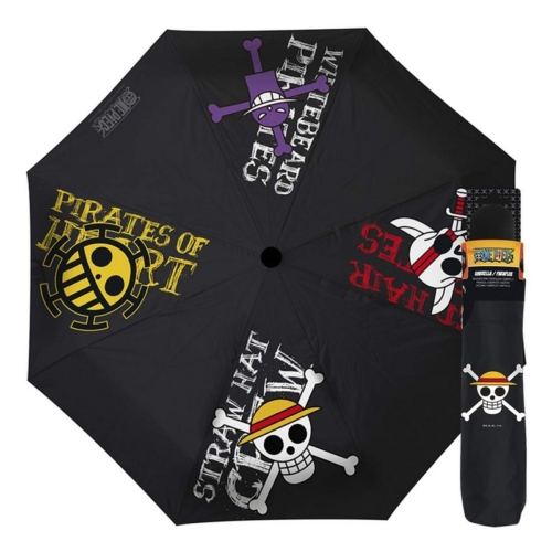 One Piece prémium automata esernyő