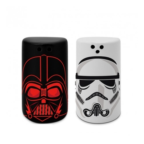 Star Wars - Csillagok Háborúja - Vader & Trooper só és bors szóró