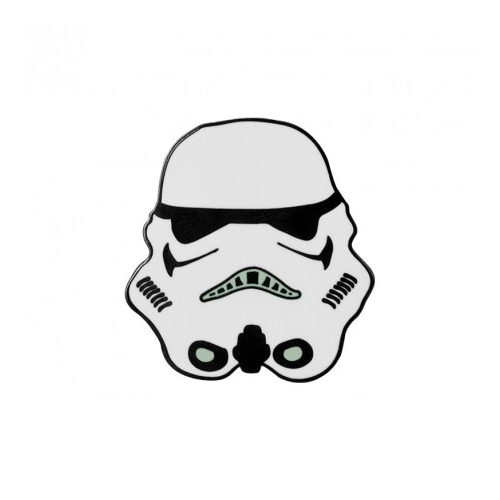 Star Wars - Csillagok Háborúja - Stormtrooper kitűző
