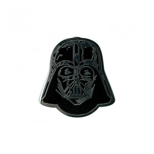Star Wars - Csillagok Háborúja Darth Vader fém kitűző
