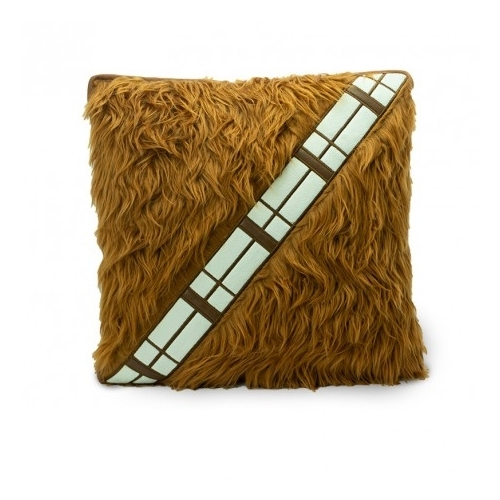 STAR WARS - Csillagok Háborúja Chewbacca díszpárna 35 x 35 x 8 cm