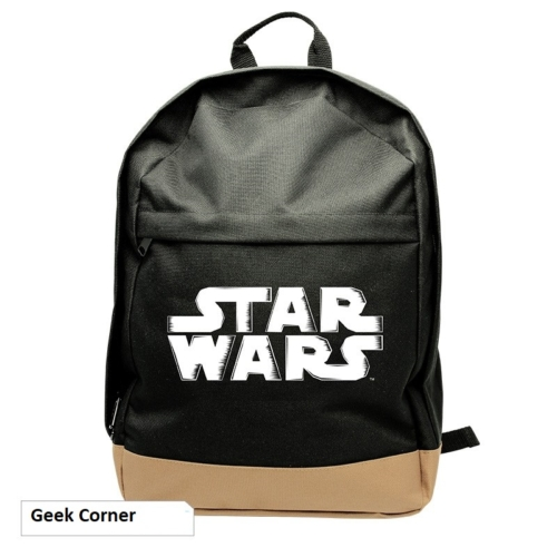 Star Wars logo - Csillagok háborúja hátizsák