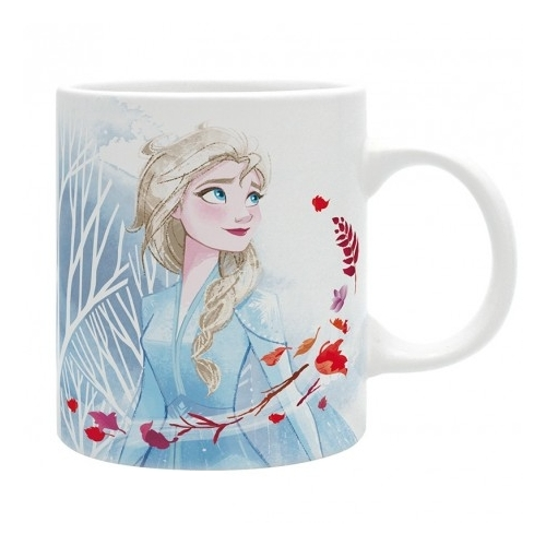 Disney Frozen 2 Jégvarázs Elsa bögre 320 ml