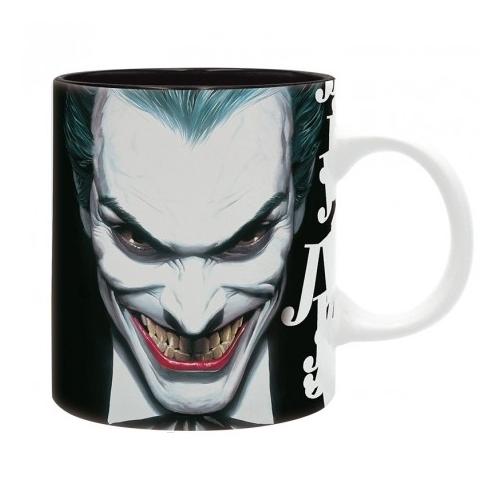 DC Comics - Joker laughing bögre