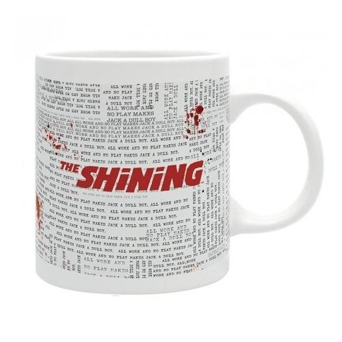 The Shining A Ragyogás Typewriter bögre 320 ml