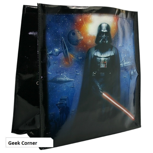 Star Wars Yoda/Vader Csillagok háborúja bevásárló táska 40 x 40 cm