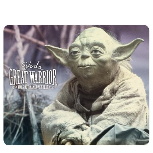 Star Wars Yoda - Csillagok háborúja egérpad
