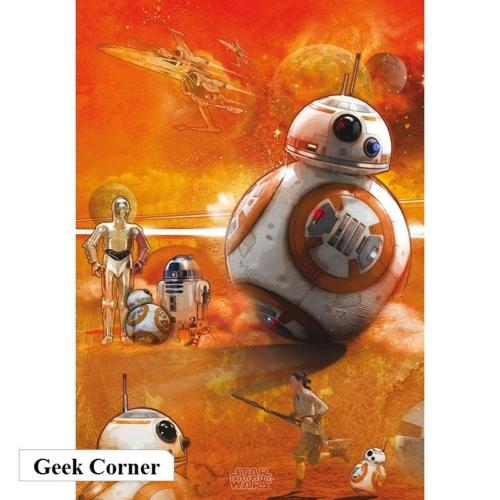 Star Wars - Csillagok Háborúja - BB-8 poszter