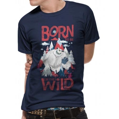 Smallfoot - Apróláb - Born to be wild póló