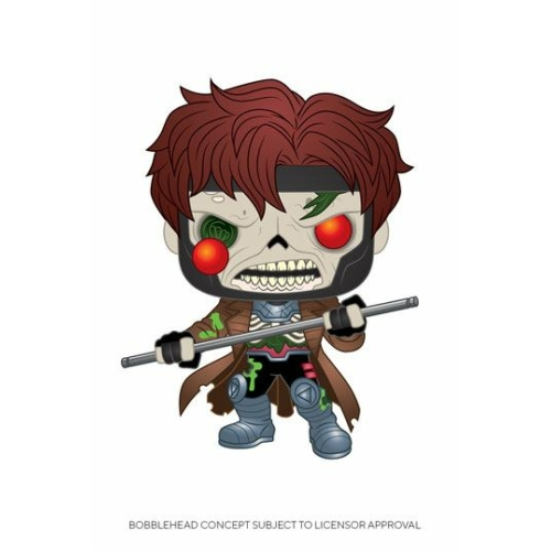 ELŐRENDELÉS - Marvel POP! X-Men Figura Zombie Gambit 9 cm