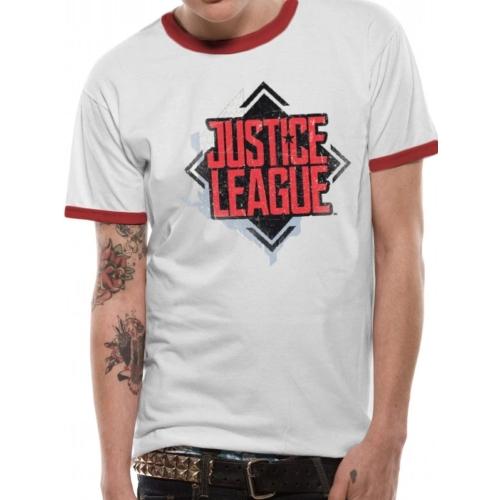 DC Comics - Justice League - Diamond logo póló