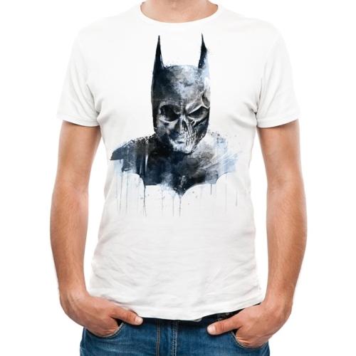 DC Comics - Batman - Gothic skull póló