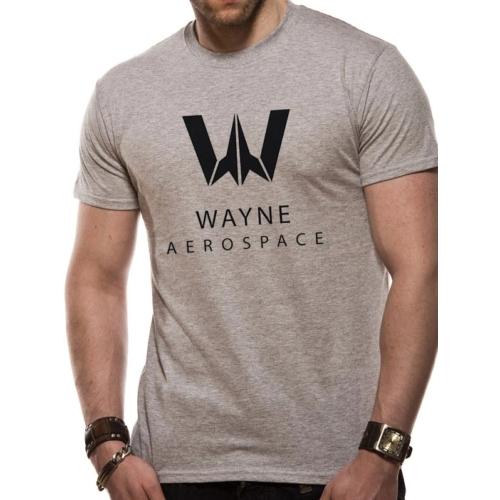 Dc Comics - Justice League - Wayne Aerospace póló