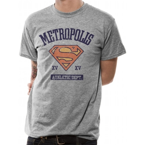 Supergirl - Metropolis Athletic póló