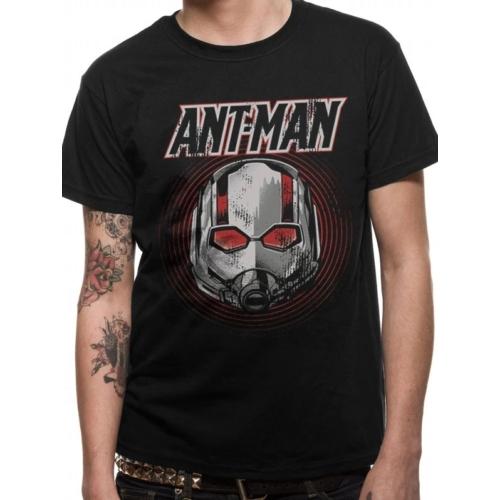 MARVEL Ant-Man - A Hangya Vintage mask póló