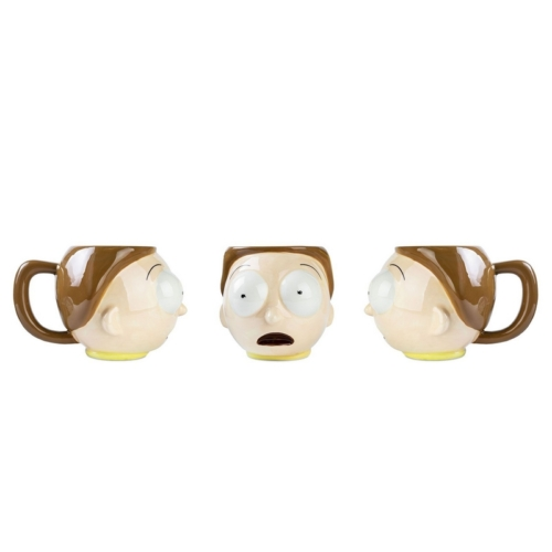 Rick and Morty - Morty 3D bögre