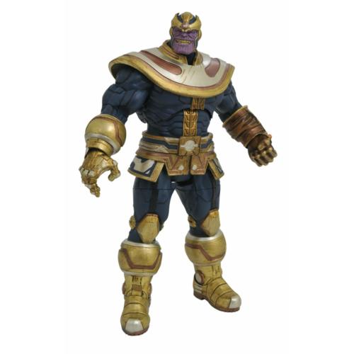 MARVEL Select Planet Thanos Infinity figura 20 cm