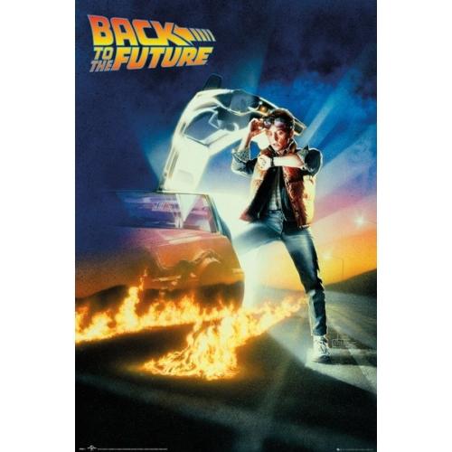 Back to the Future - Vissza a jövőbe poszter FP4811